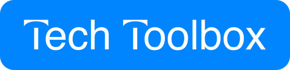 The Tech Toolbox Logo